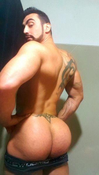 Men with big butts gay