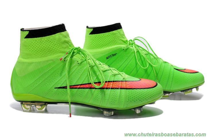 meet 7e371 4add5 ... usa masculino verde vermelho nike mercurial superfly x fg acc onde  comprar chuteiras messi football boots