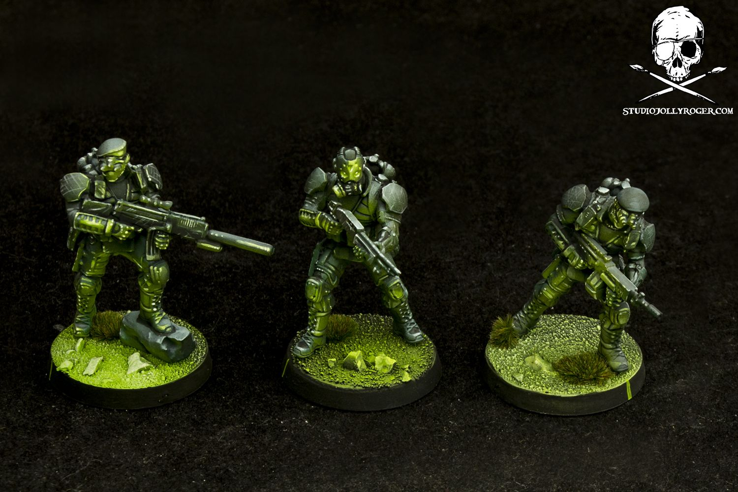 Alex's Night Vision Ariadna Miniature painting service