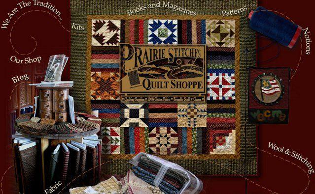 Prairie Stitches Quilt Shoppe In Oswego Il Quilt Shop Displays Quilt Shop Quilt Corners