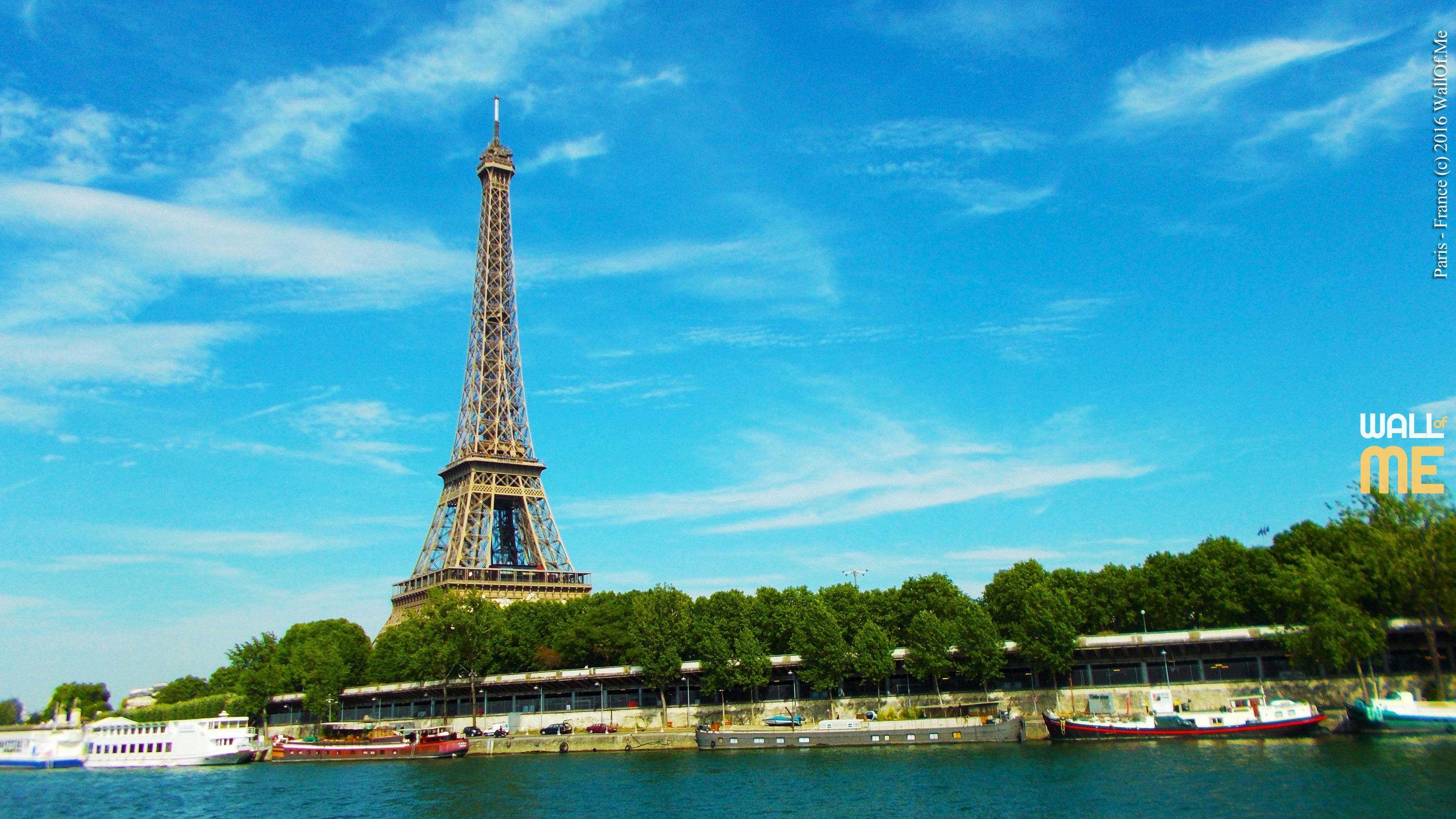 2016, week 25. Tour Eiffel, Paris - France. Picture taken: 2015, 06