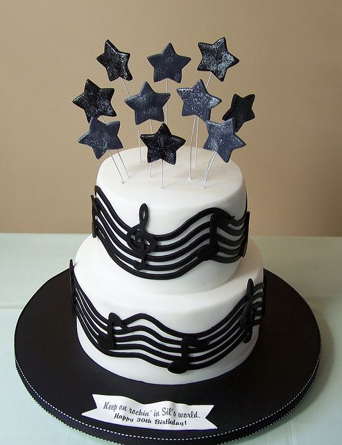 Cake Design Strumenti Musicali : Musical cake Bolinhos, Aniversario e Especial