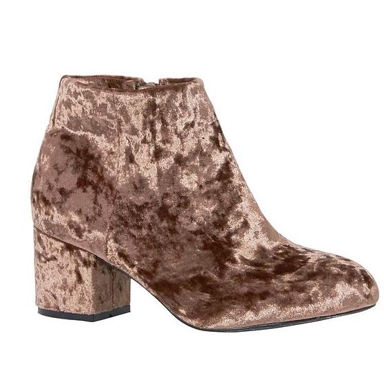 fluweel velvet wehkamp Sacha enkellaars new boots fashion 67WwUnR