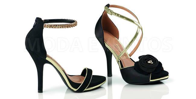 0a49e1d767 SICC 2012 Lançamentos - Coleção Verão 2013 Vizzano calçados femininos Fotos  De Sapatos