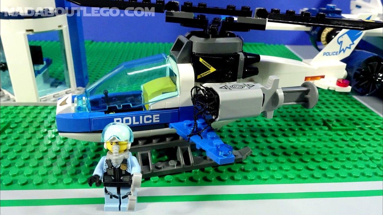 Lego City Sky Police Drone Chase 60207 Lego City Police Helicopter Lego City Police Lego City