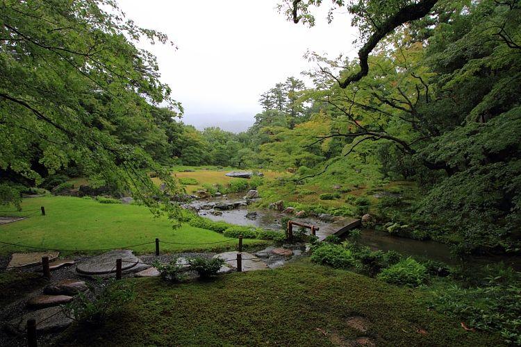 京都写真(Kyoto Photo) : 無鄰菴