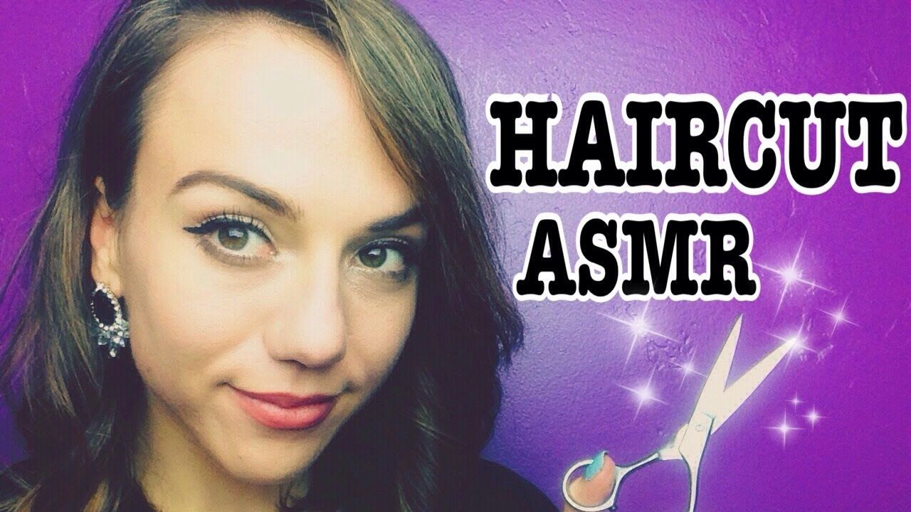 Virtual Haircut Head Massage Wash And Style Role Play Beer Asmr