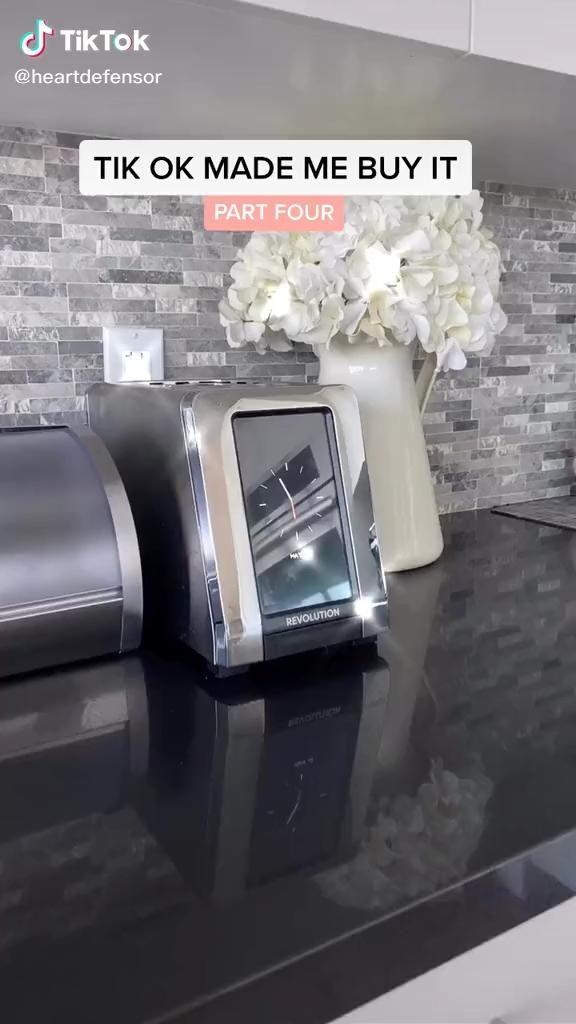 Revolutions Smart Toaster