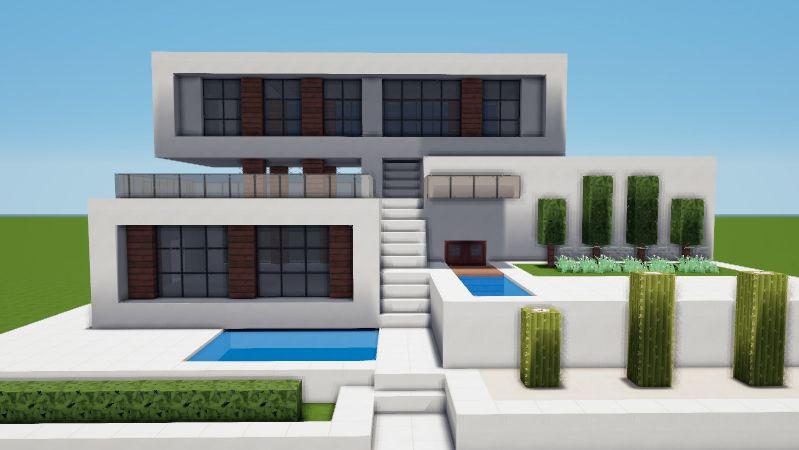 Minecraft Haus Jannis Gerzen 161