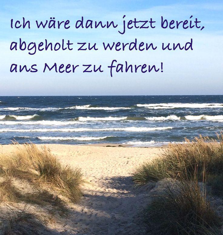 736 777 beach pinterest beach - Spruch urlaub ...