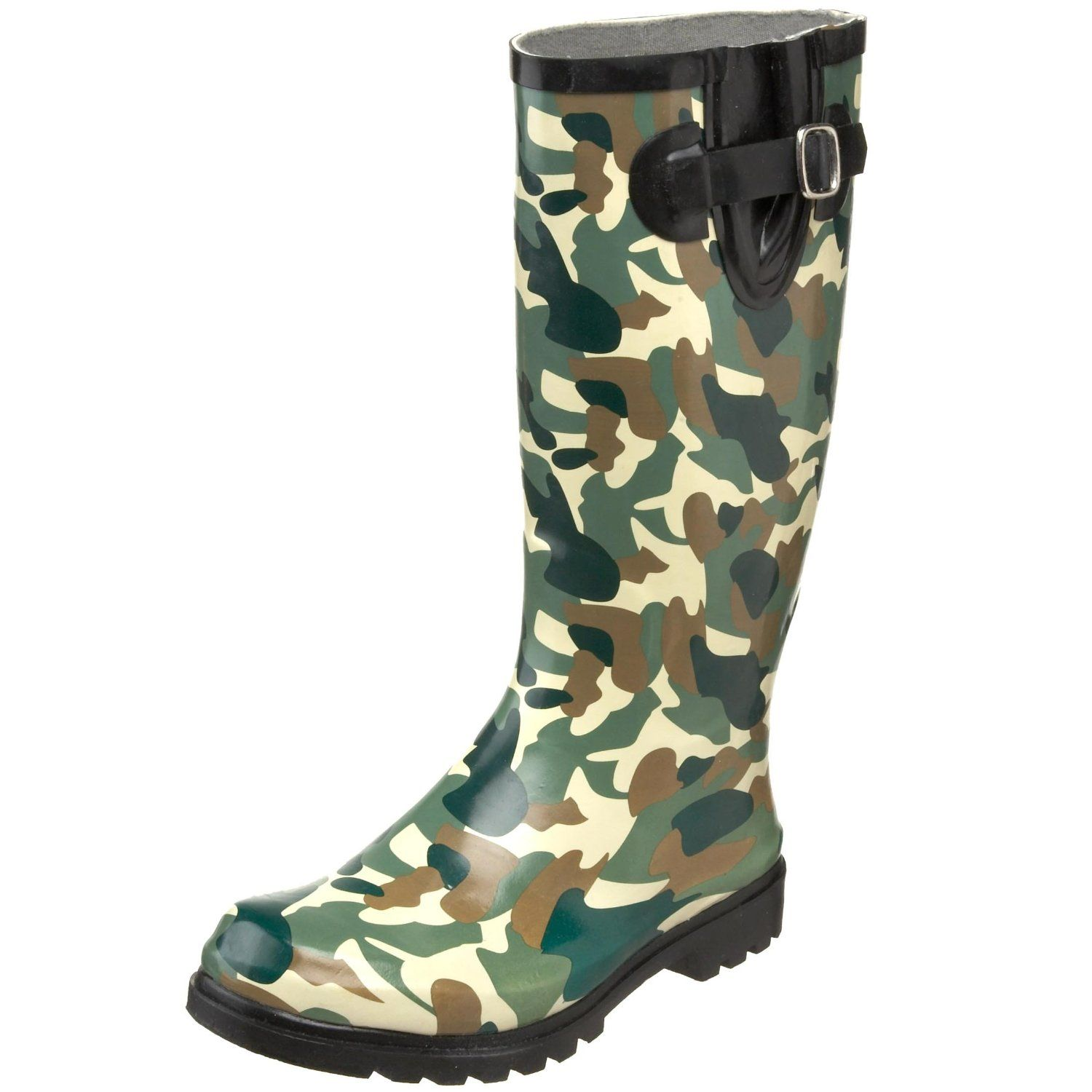 Cool Pink Camo Bows For Women   Girl Rain Boots Realtree Ap Pink Camo