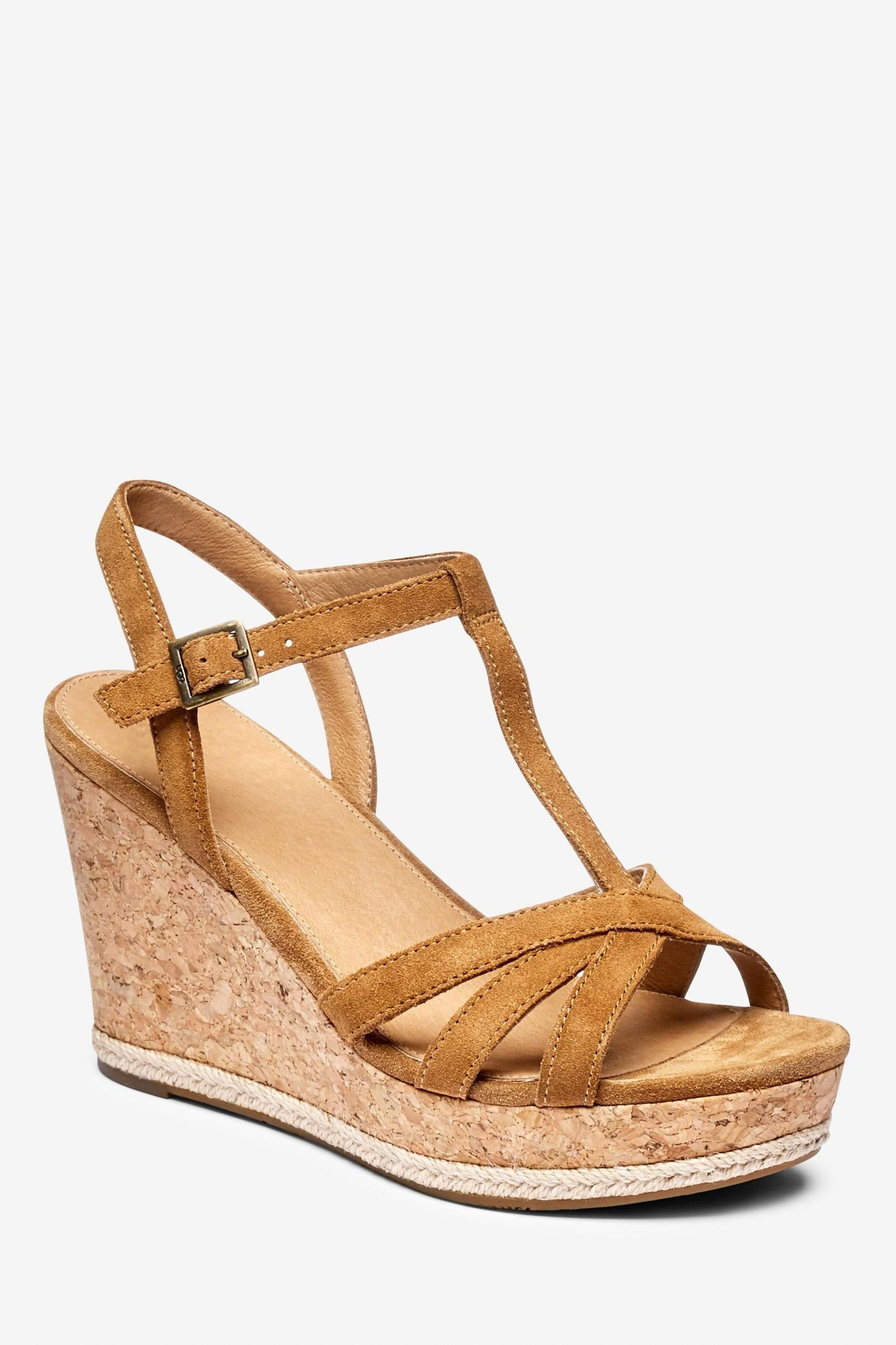 Strappy wedges, Strappy sandals wedge