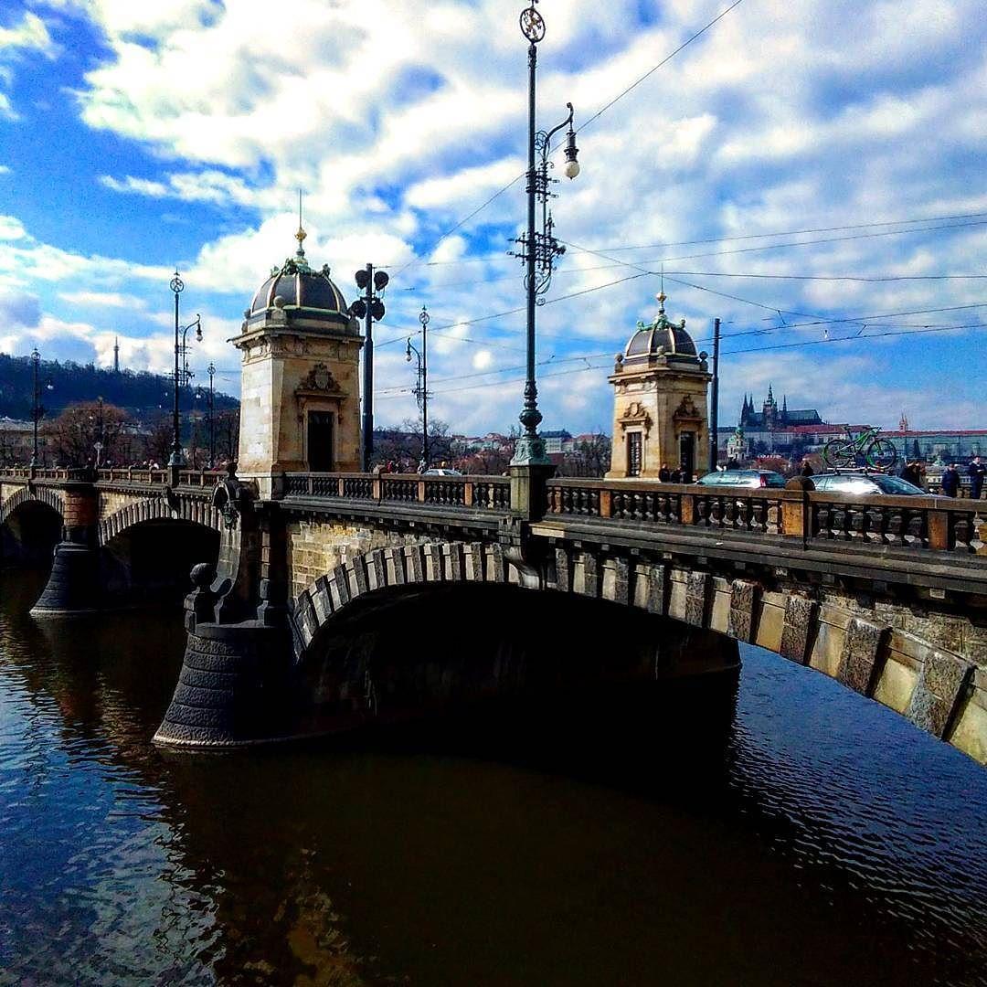 In Prag.