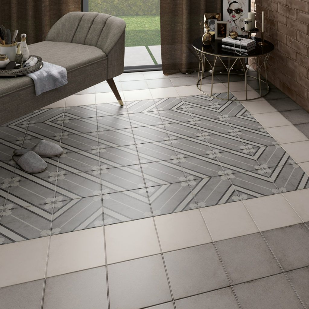 spanish floor tile flooring interior