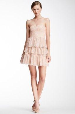 Lilah Knit Evening Dress