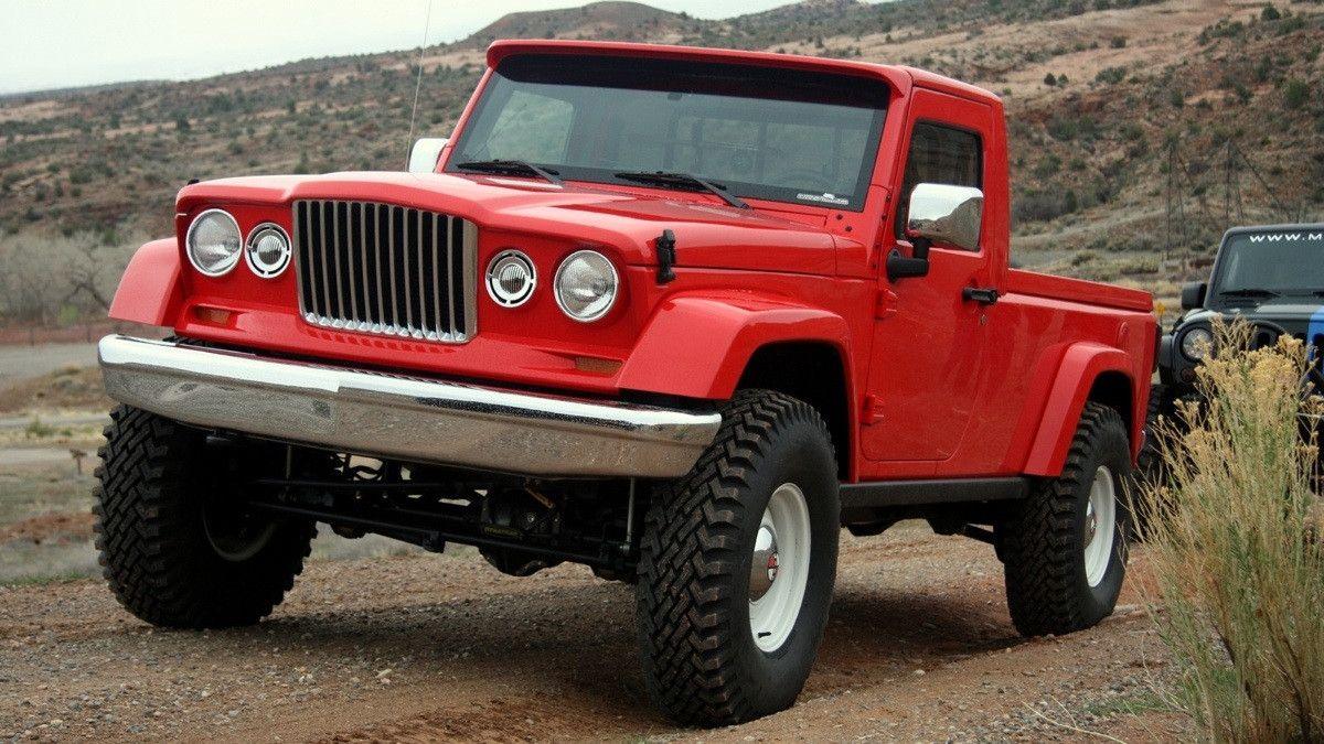 Jeep j12 concept [1600x900] - Imgur | Dream Rides | Pinterest ...
