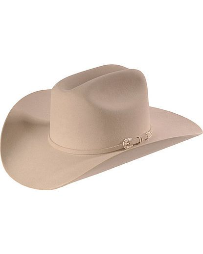 bd36c89ae This is an unusual color for a cowboy hat. A redhead would look ...