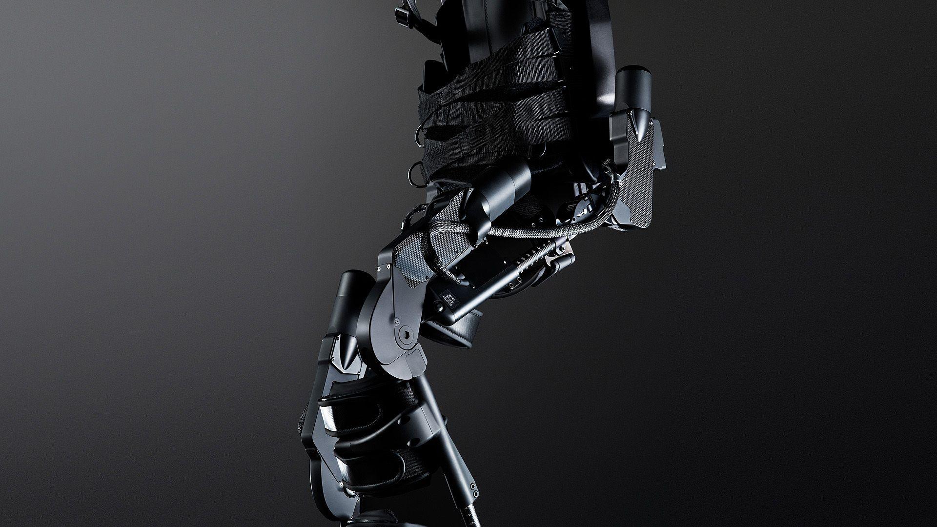 — The bionic exoskeleton Ekso