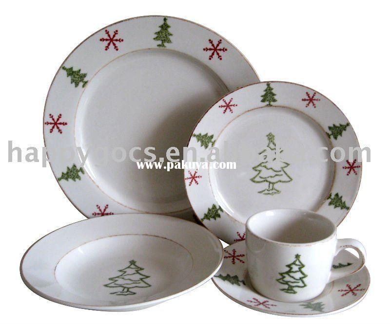 stoneware/Christmas dinnerware  sc 1 st  Pinterest & stoneware/Christmas dinnerware   CHARMING Christmas China ...
