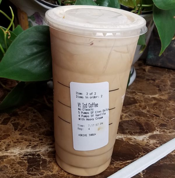 Keto Myths, My Starbucks Keto Iced Coffee & Maltodextrin Hype vs Truth