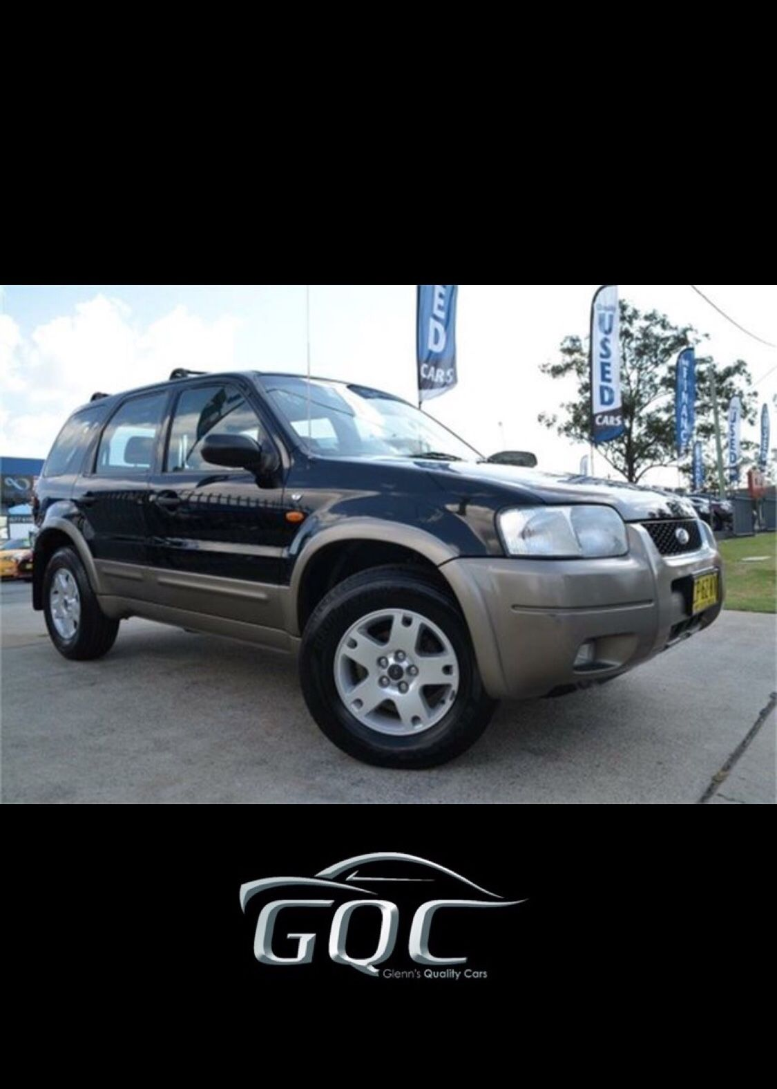 2005 Ford Escape Xlt Wagon 5 999 Ford Escape Xlt Ford