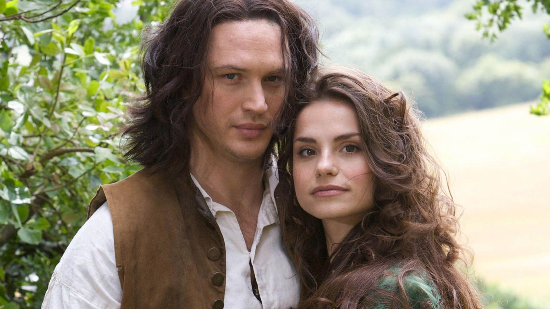 Tomas and Shariotte (Wuthering Heights 2009) Том харди