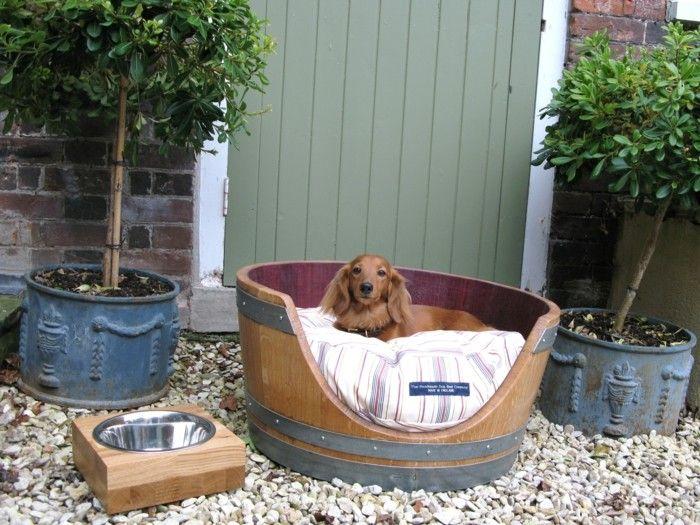 Hundebett Selber Bauen Anleitung wenn sie ein bequemes und originelles hundebett selber bauen möchten