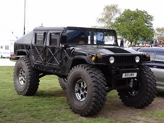 Hummer H1 Monster Truck By Pfb 999