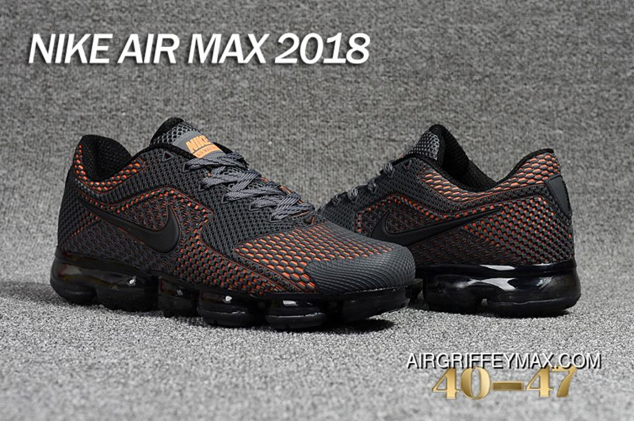 6feafe7bb82 2018 Nike Air VaporMax 5 40-47 CHARCOAL New Year Deals in 2019 ...