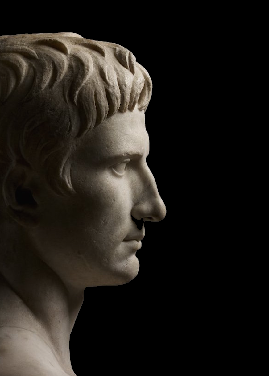 Pin On Roman Portret