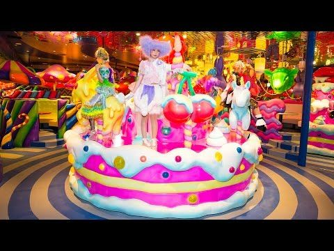 Kawaii Monster Cafe Harajuku (1:56)