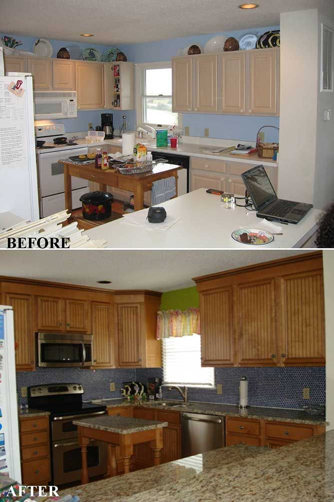 Kitchen Remodel by Cozy Kitchens, OBX, NC Cozy Kitchen Remodel