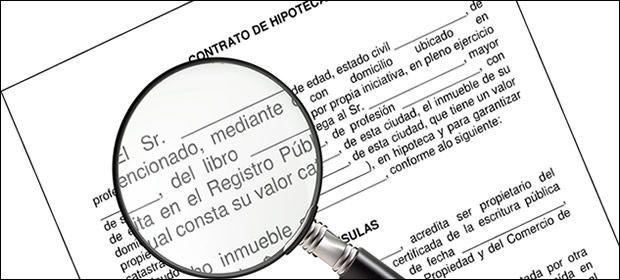 Cómo saber si una cláusula hipotecaria es abusiva