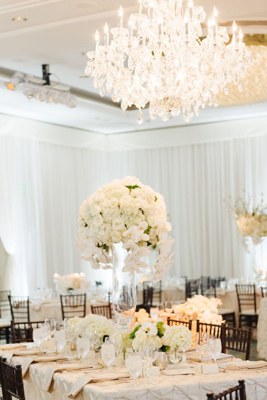 Glamorous Beverly Hills Ballroom Wedding   Wedding, Weddings and ...