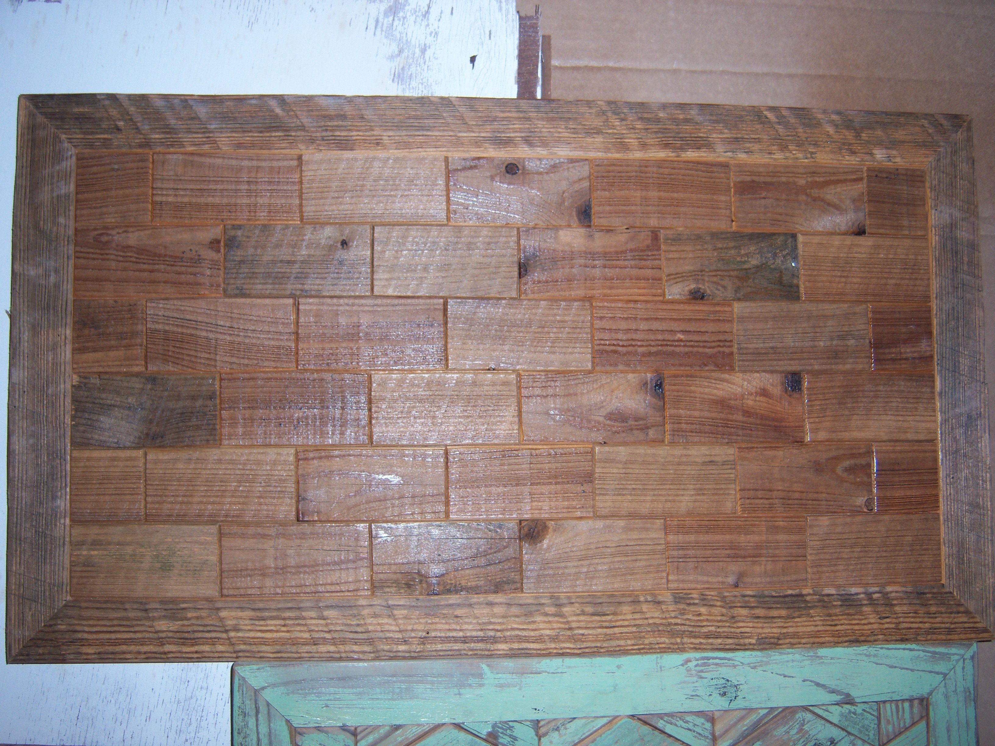 Reclaimed Cypress Table Top. Cypress Wood
