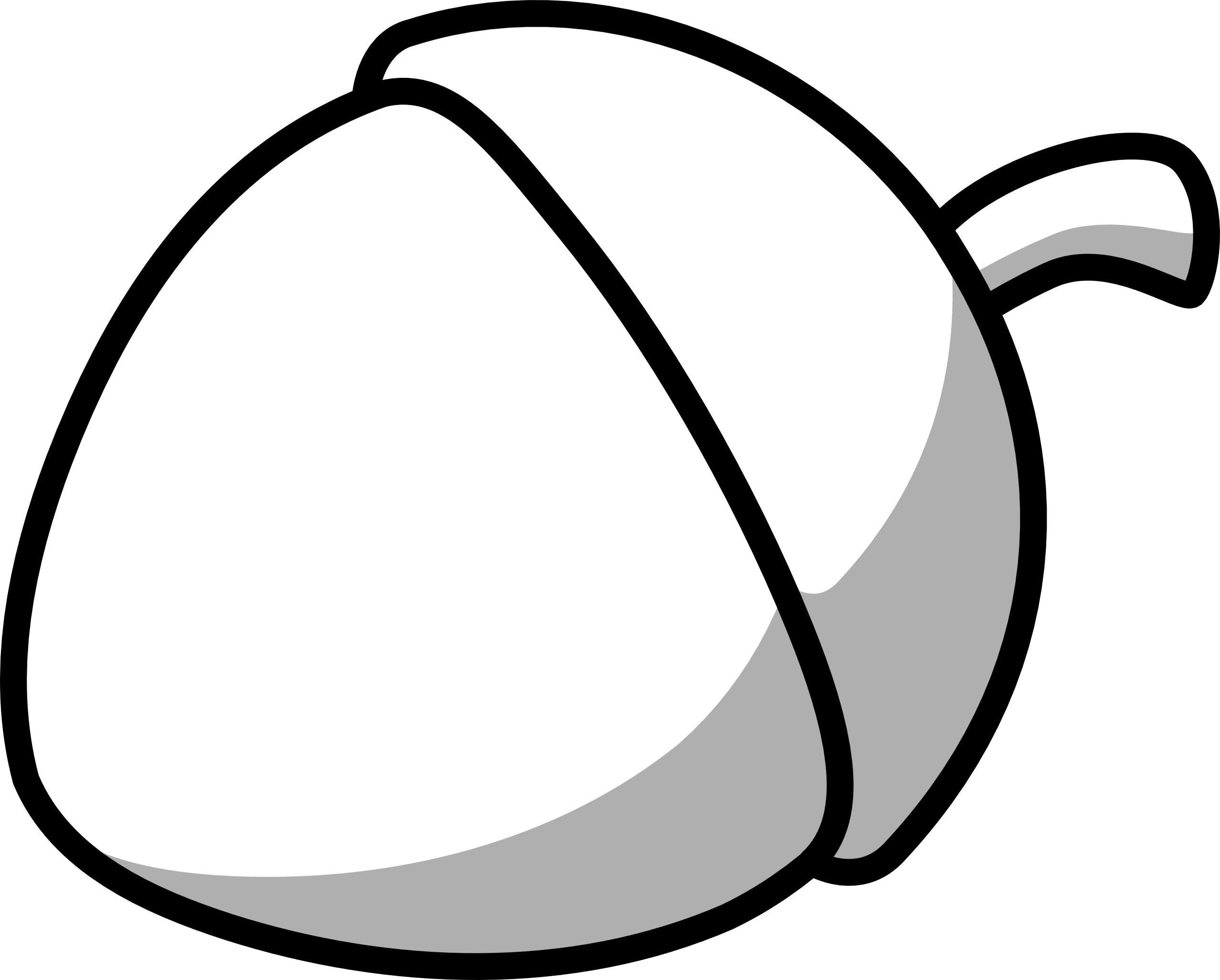 large acorn clip art black and white high quality coloring pages
