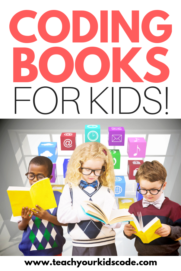 Looking for some programming books for kids? These coding books for kids are the best books to inspire a love on computer science in young children. These computer science books are perfect for your classroom. #coding #STEM #edtech #education