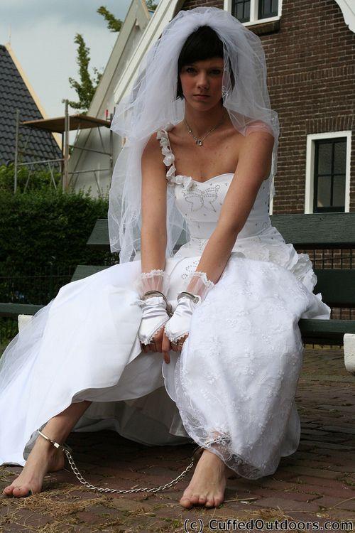 Know, bondage wedding pics important