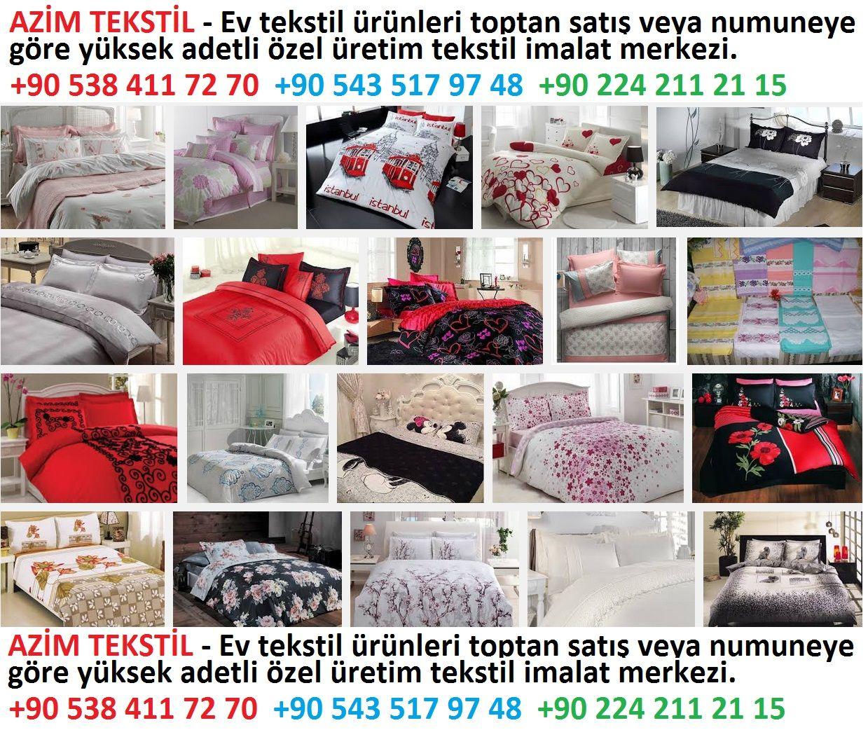 Toptan Ev Tekstili Urunleri Tekstil Firmalari Urunler Nevresim Takimi Evler