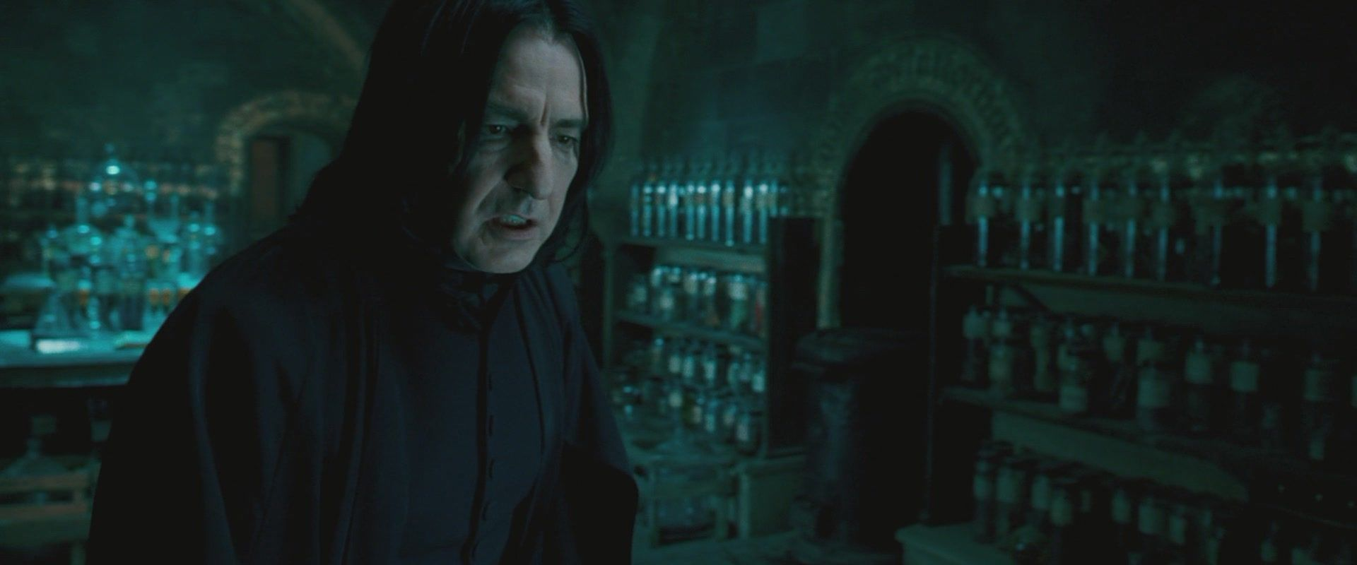 Severus Snape Image Harry Potter And The Order Of The Phoenix Bluray Harry Potter Severus Severus Snape Harry Potter Severus Snape