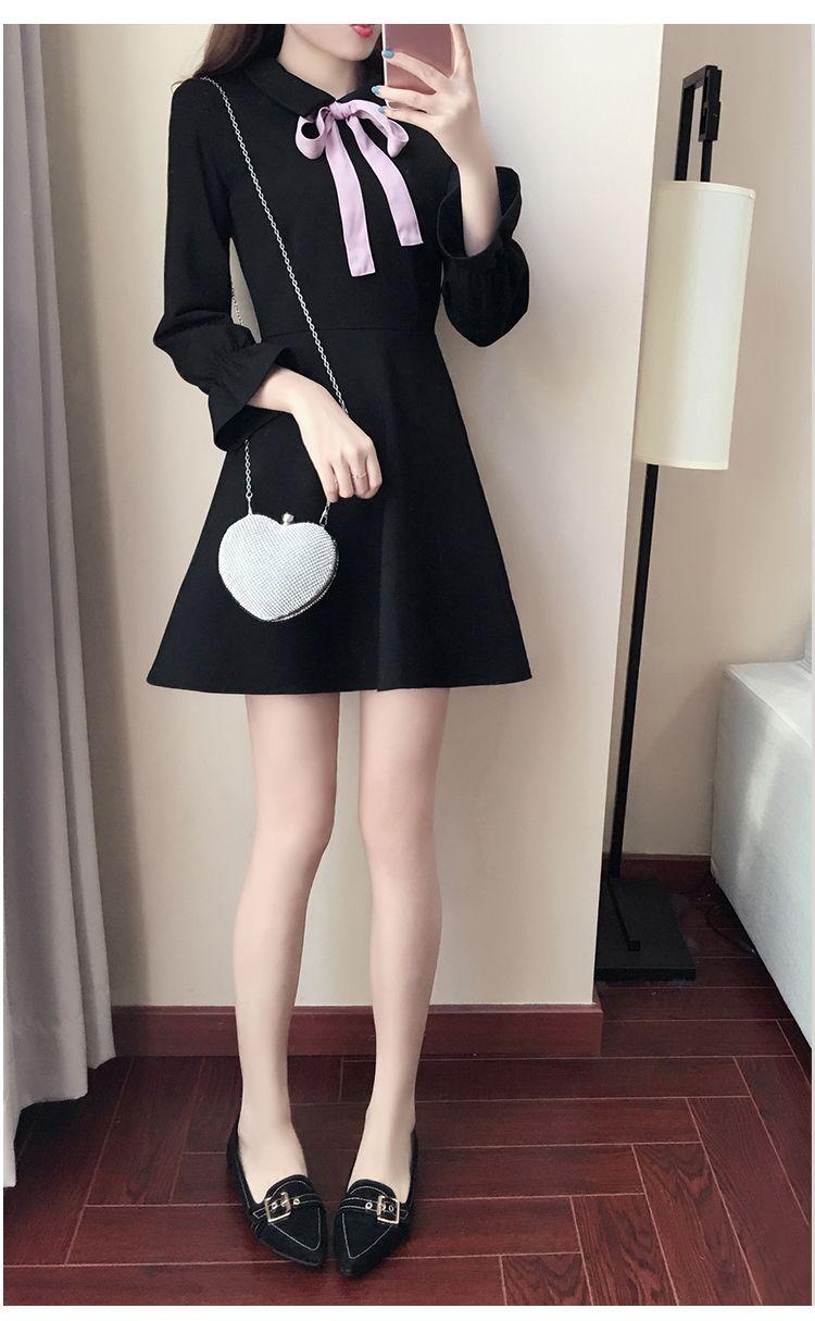 326fa832ae479 レディースファッション通販春物新作 長袖セットアップワンピース 韓国ファッション