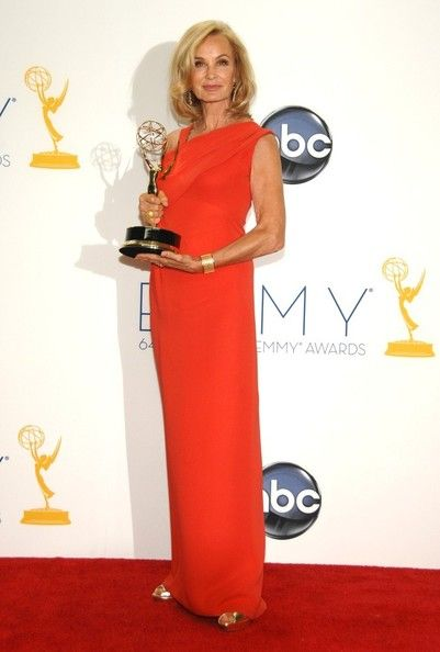 Jessica Lange  64th Primetime Emmy Awards - Press Room.Nokia Theatre L.A. Live, Los Angeles, CA.September 23, 2012.