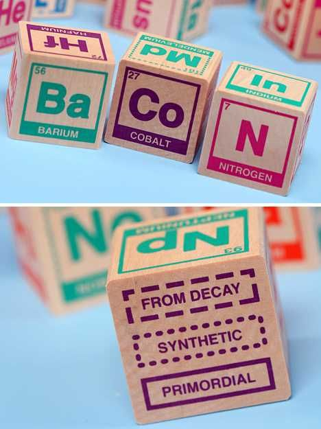 I love these periodic table building blocks there are loads more i love these periodic table building blocks there are loads more awesome periodic table stuff on the website too urtaz Gallery