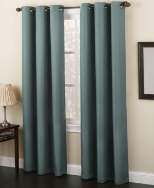 No 918 Closeout Montego 48 X 108 Grommet Top Curtain Panel