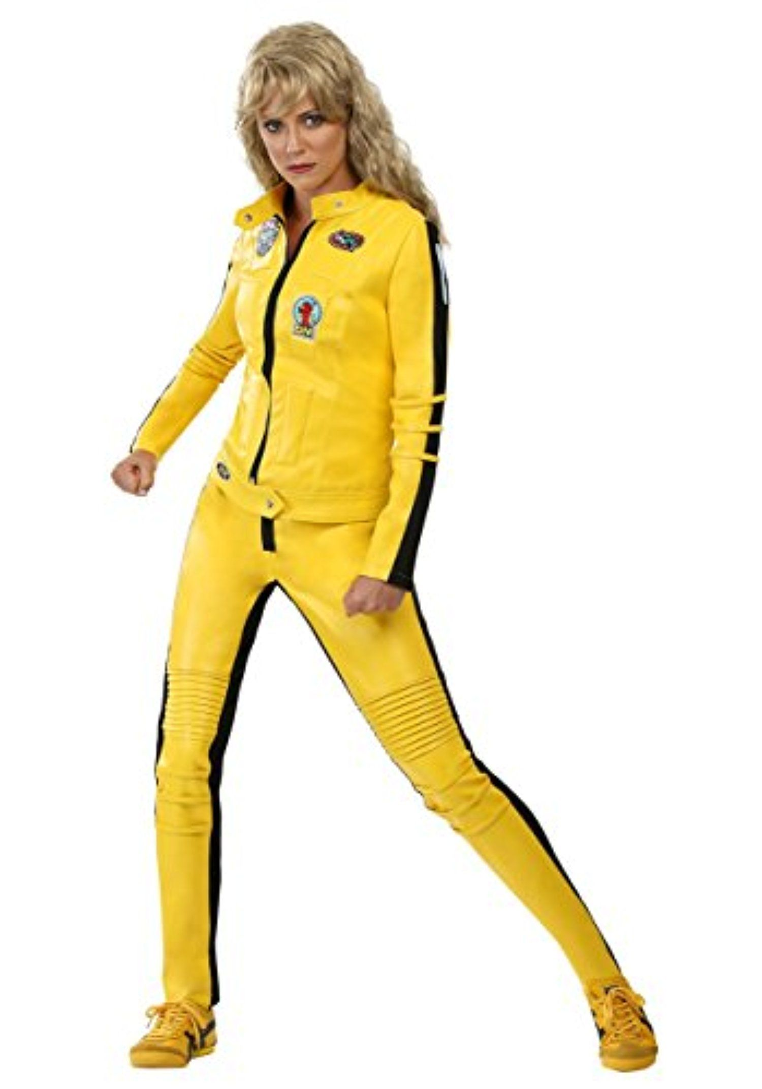 Fun Costumes womens Kill Bill Beatrix Kiddo Motorcycle Suit -- Awesome products selected by Anna Churchill  sc 1 st  Pinterest & Fun Costumes womens Kill Bill Beatrix Kiddo Motorcycle Suit ...