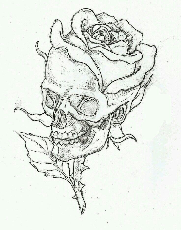 skull n rose day of the dead sugar skulls and skulls pinterest