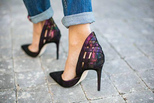 #Heelstique by Guiadeestilo => Click to see what she wears