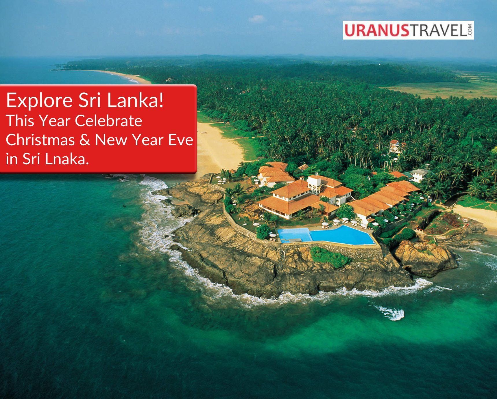 Exclusive Travel Package Deals to Sri Lanka for Christmas