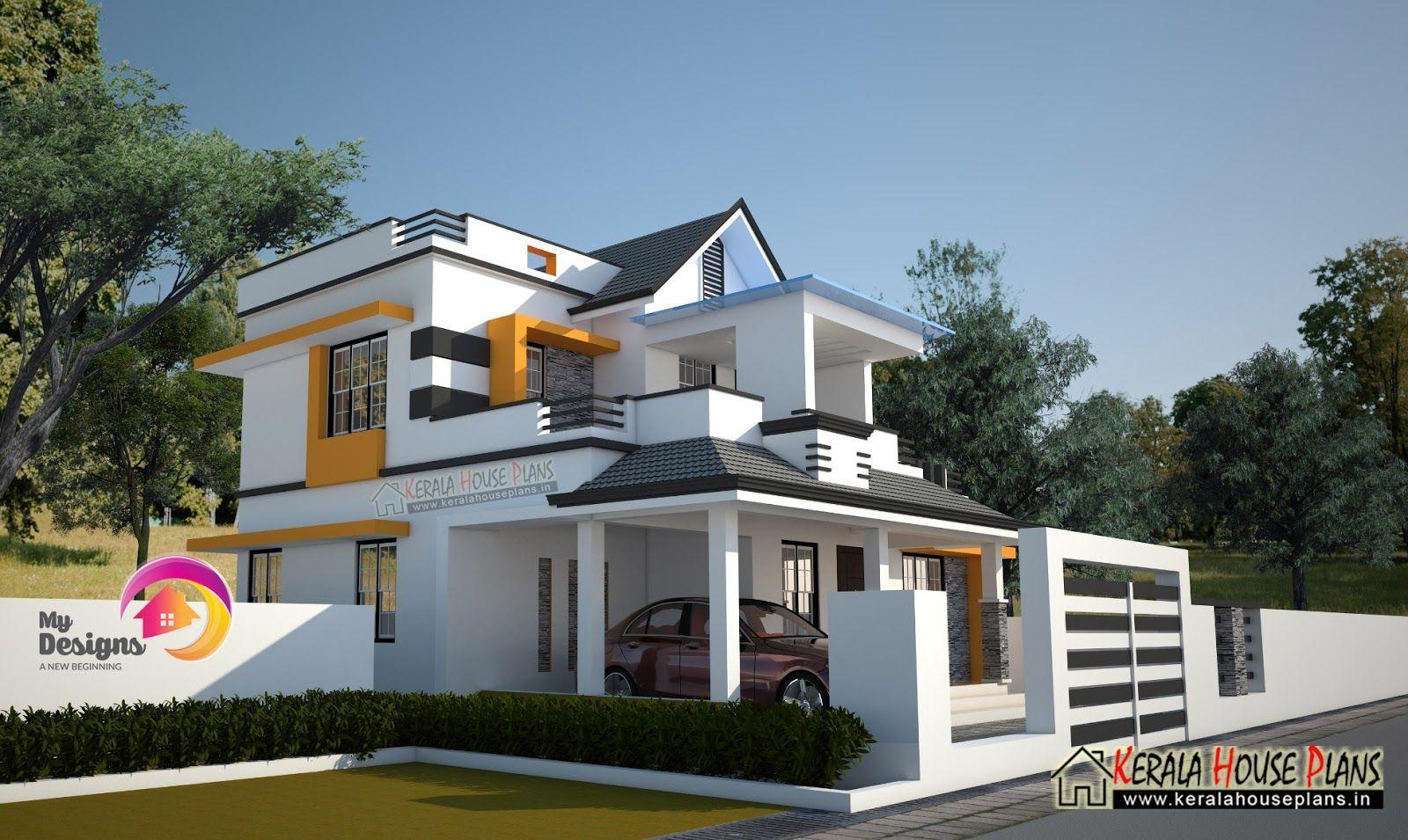 Kerala House Plans Elevation Floor Plan Home