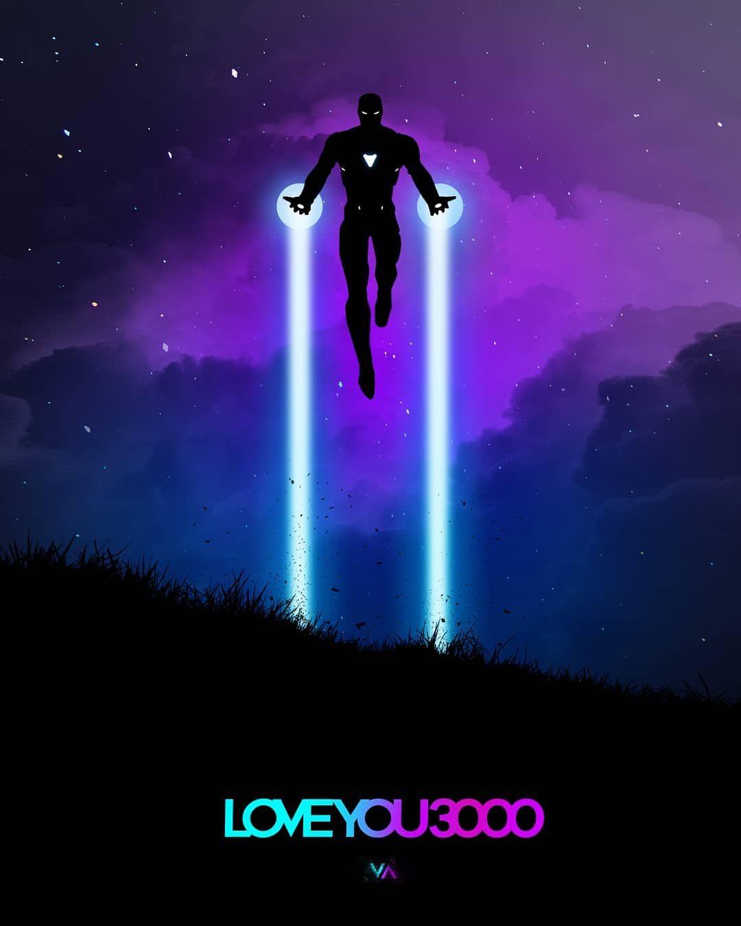 Love You 3000 Avengersendgame Ironman Robertdowneyjr Avengers Avengersendgame Marvel Iron Man Wallpaper Marvel Iron Man